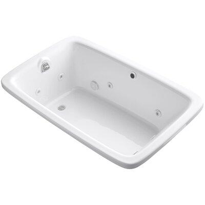 "Kohler Bancroft 66"" x 42"" Air / Whirlpool Bathtub"