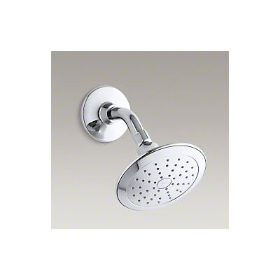 Alteo 2.0 GPM Single-Function Showerhead with Katalyst Air-Induction Spray Product Photo