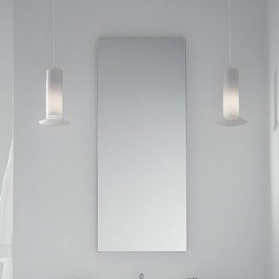 "Kohler Catalan 15"" W x 36"" H Aluminum Single-Door Medicine Cabinet with 107 Degree Hinge"
