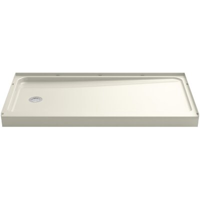 "Ensemble 60"" x 32"" Shower Base Product Photo"