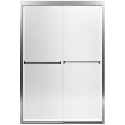 "Meritor 47.63"" x 69.69"" Sliding Shower Door Product Photo"