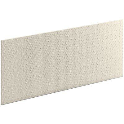 "Choreograph 60"" x 28"" Accent Panel, Hex Texture Product Photo"