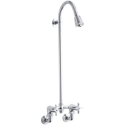 Industrial Exposed Shower Product Photo
