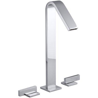 Kohler Loure Tall Widespread Bathroom Sink Faucet
