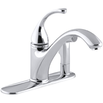 Forté 3-Hole Kitchen Sink Faucet with 9-1/16