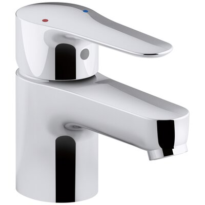 July Single-Handle Commercial Bathroom Sink Faucet with Grid Drain by Kohler