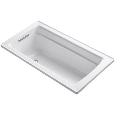 Archer Drop-In Bath with Reversible Drain Product Photo