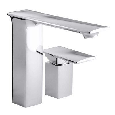 Stance Deck-Mount Bath Faucet with Lever Handle Product Photo