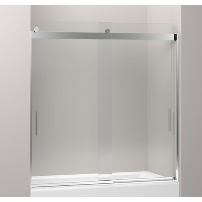 "Levity 62"" x 59.63"" Sliding Bath Door Product Photo"