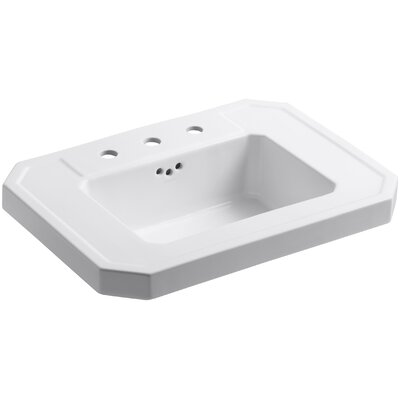Kathryn Bathroom Sink Basin with 8