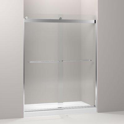 "Levity 74"" x 59.63"" Sliding Shower Door Product Photo"