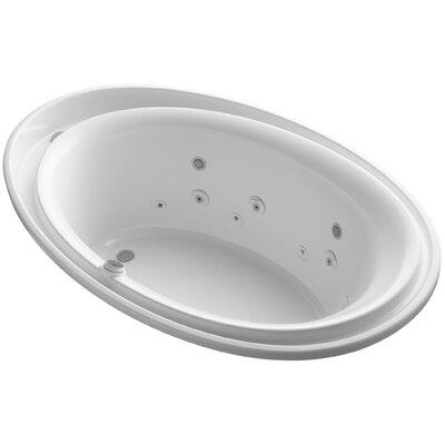 """Kohler Purist 72"""" x 46"""" Air / Whirlpool Bathtub"""