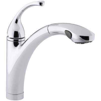 Forté Single-Hole or 3-Hole Kitchen Sink Faucet with 10-1/8