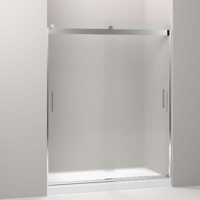 "Levity 74"" x 59.63"" Sliding Shower Door Product Photo"