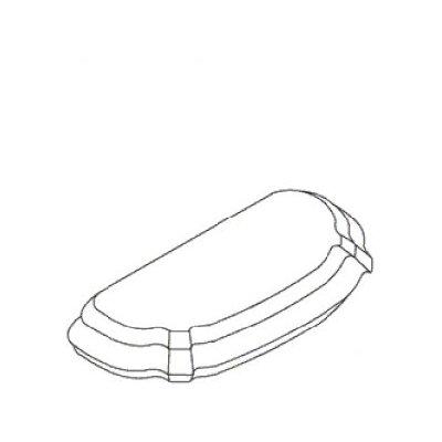 Kohler Cover, Tank 80625