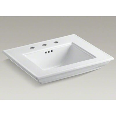 Memoirs Stately Bathroom Sink Basin with 8