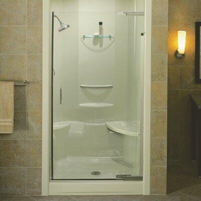 "Purist 72"" x 42"" Pivot Shower Door Product Photo"