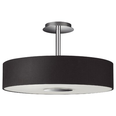 Dani 3 Light Semi Flush Mount Product Photo