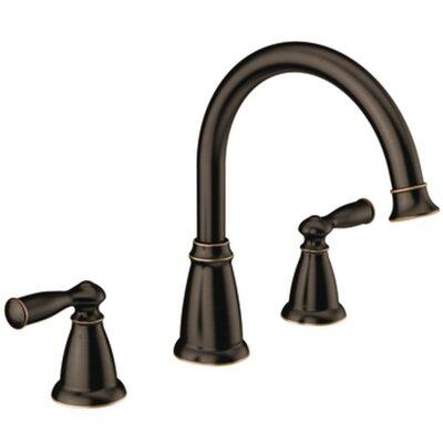 Banbury Two Handle Deck Mount Tub Faucet Trim Product Photo