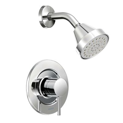 Align Posi-Temp Shower Faucet Trim with Lever Handle Product Photo