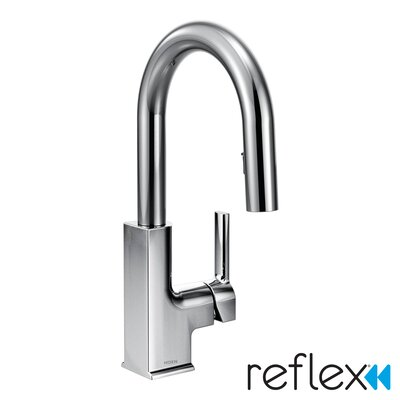 STo Single Handle Deck mounted Kitchen Faucet Product Photo