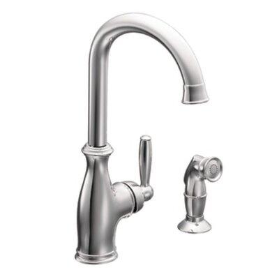 Brantford Single Handle Single hole Kitchen Faucet Product Photo