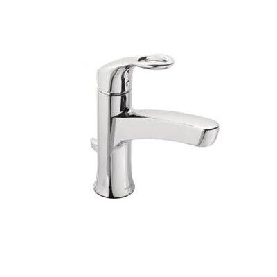 Kleo Single Handle Centerset Low Arc Bathroom Faucet with Optional Pop-Up Drain Product Photo