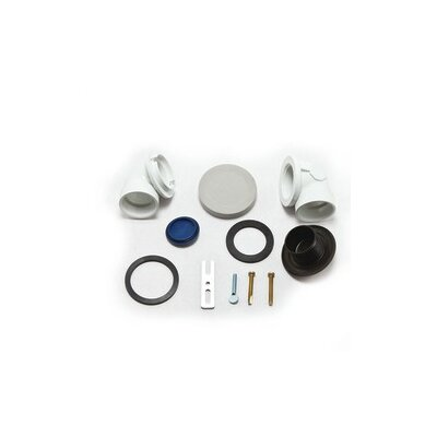 Moen M-Pact Tub Waste Drain PVC 40 Rough-In Kit