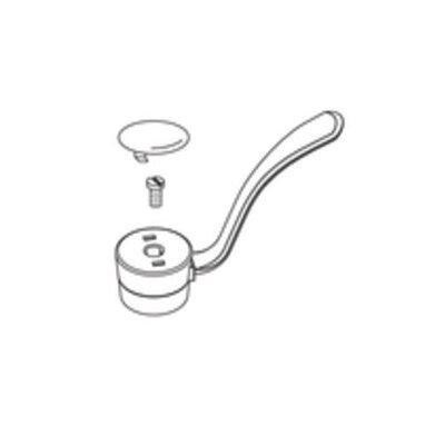 "Moen Commercial 4"" Single Lever Handle Kit for Bathroom Faucet"