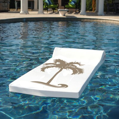 Luxe Sunsation Pool Mat by TRC Recreation