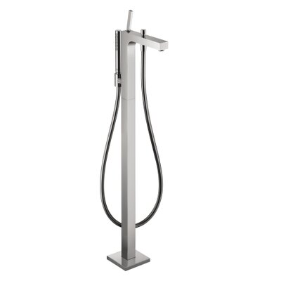 Axor Citterio Single Handle Floor Mounted Standing Tub Filler Product Photo