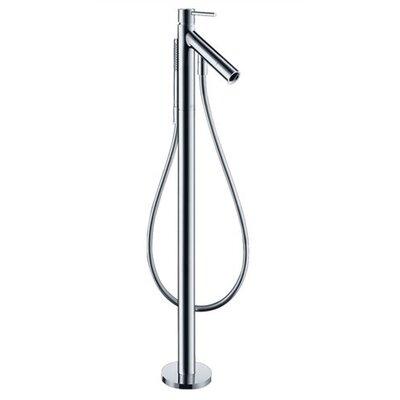 Axor Starck Single Handle Floor Mount Tub Faucet Trim Product Photo