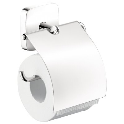 Hansgrohe Puravida Wall Mounted Toilet Paper Roll Holder