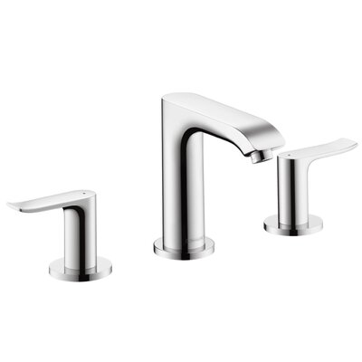 Metris E Double Handle Widespread Bathroom Faucet Product Photo