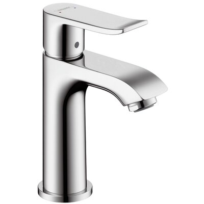 Metris Single Handle Single Hole Standard Bathroom Faucet Product Photo