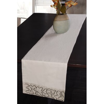 Savona Hand Sequined Table Runner by Jovi Home
