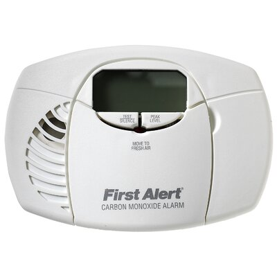 Digital Display Carbon Monoxide Detector Product Photo
