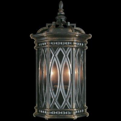 Fine Art Lamps Warwickshire 2 Light Wall Lantern