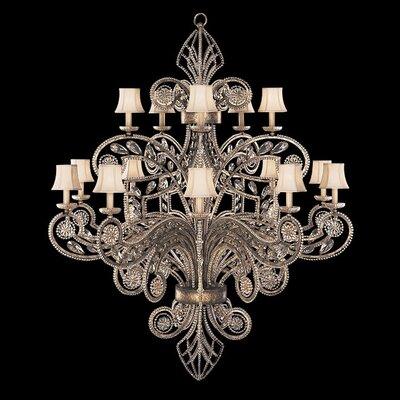 A Midsummer Nights Dream 15 Light Chandelier by Fine Art Lamps