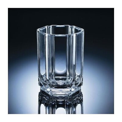 William Bounds Grainware Regal Double Old Fashioned Glass