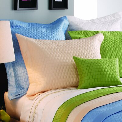 Windowpane Quilted Coverlet Collection by Caravelle