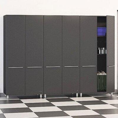 Ulti-MATE 3 Piece Garage 4' H x 7' W x 2' D Tall Storage System