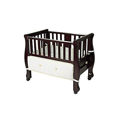 Sleigh Bed Co-Sleeper Bassinet by Arm's Reach