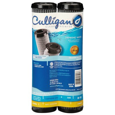 Pre-Filter Cartridge Product Photo