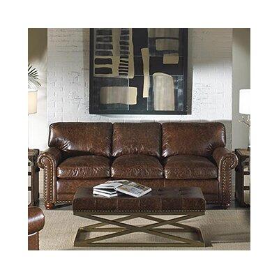 Genesis Leather Sofa by Lazzaro Leather