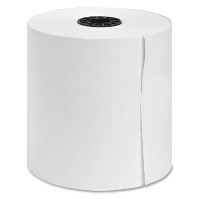 """Sparco Products Adding Machine Rolls, 3""""x165', 12/PK, White"""