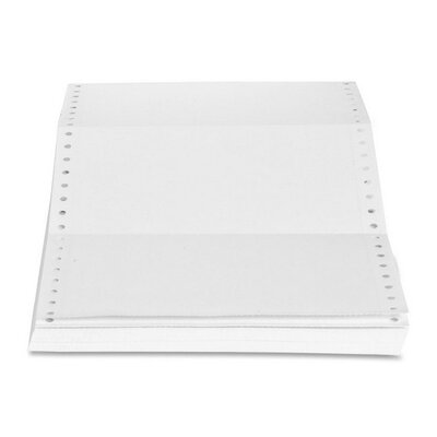 "Sparco Products Index Cards, Continuous-Feed, Unruled, 3""x5"", 4000/CT, White"