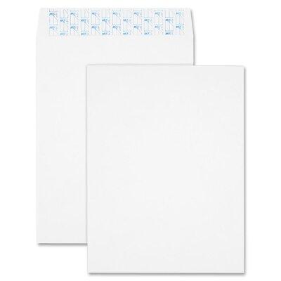 Sparco Products Sparco Plain Open End Tyvek Catalog Envelopes, White