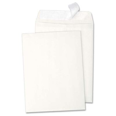 Sparco Products Sparco Peel & Seal White Catalog Envelopes, White