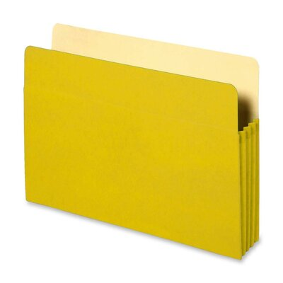 """Sparco Products Accordion File Pockets, 9.5"""" x 11.75"""", 3.5"""" Expansion, Various Colors"""